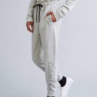 Calvin Klein Lounge Logo Jogger Pant | Urban Outfitters