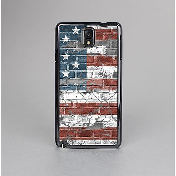 The Vintage USA Flag Skin-Sert Case for the Samsung Galaxy Note 3