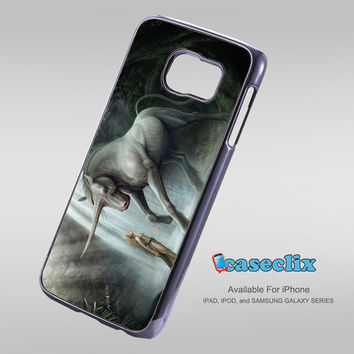 UNICORN full image For Smartphone Case