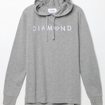 Diamond Supply Co x Garnet Slub Long Sleeve T-Shirt at PacSun.com