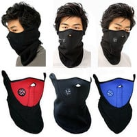 Useful Ski Snowboard Motorcycle Bicycle Winter Sport Face Mask Neck Warm