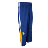 Golden State Warriors adidas 2014 On-Court Pants – Royal Blue