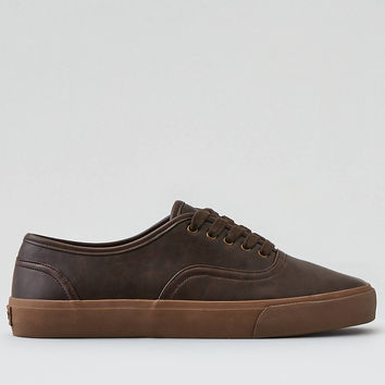 AEO Lace Up Sneaker, Brown