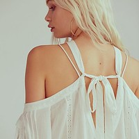 Free People Come On Baby Tunic