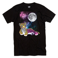 Lisa Frank Hunter The Rainbow Leopard T-Shirt