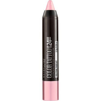 Maybelline Eye Studio ColorTattoo Concentrated Crayon, Pink Parfait