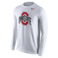 Nike College Logo (Ohio State) Men's T-Shirt
