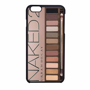 Make Up Set Naked iPhone 6 Case