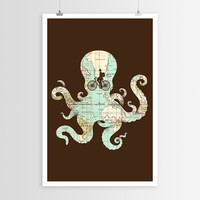 Enkel Dika's All Around the World POSTER