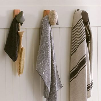 Tumbled Stone Hook Collection | VivaTerra