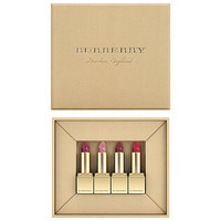 Sephora: BURBERRY : Festive Mini Lip Velvet Set : lip-palettes-gloss-sets