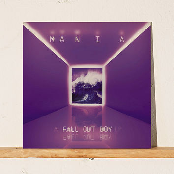 Fall Out Boy - Mania LP | Urban Outfitters