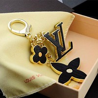 LV Woman Fashion Plated Key Buckle Bag Ornaments For Best Gift