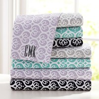 Dorm Bedding Twin XL for Girls & Twin XL Sheet Sets | PBteen