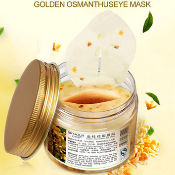 Pure Natural Sweet-scented Osmanthus Eye Mask Gift 03