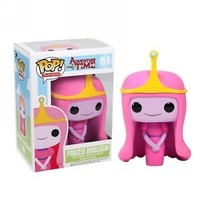 FUNKO POP TELEVISION ADVENTURE TIME PRINCESS BUBBLEGUM VINYL FIGURE