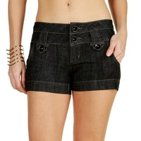The Shake It For Me Girl Denim Shorts