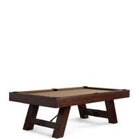 Riviera Pool Table & Pool Table with Table Tennis Conversion Kit