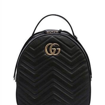ICIK3SY Gucci Women's Leather Shoulder Bag