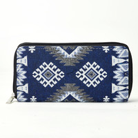 True Tribals Wallet in Blue