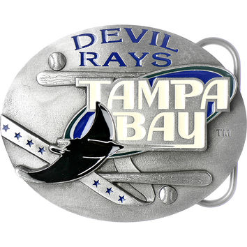 Major League Baseball TAMPA BAY DEVIL RAYS Belt Buckle - Limited Edition