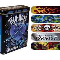 TEEN-AGES BOY BANDAGES