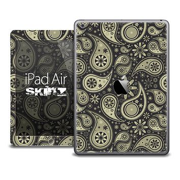 The Paisley Pattern Skin for the iPad Air
