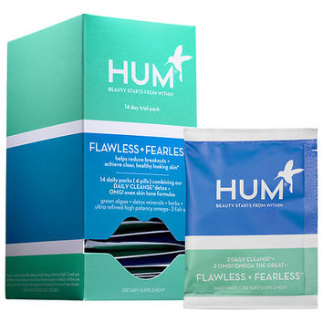 Flawless + Fearless™ Supplements - Hum Nutrition   Sephora