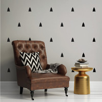 Pine Trees Mini-Pack Wall Decals