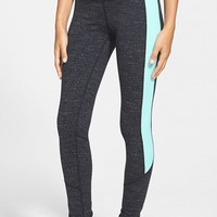 Women's Zella 'Live In - Triple Blocked' Space Dye Leggings,