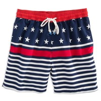 Stars & Stripes Swim Trunk Style: 1436