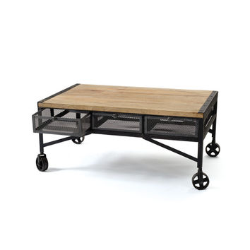 Throwback Coffee Table
