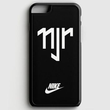 Neymar Jr Santos Barcelona Fc Nike Logo iPhone 6 Plus/6S Plus Case