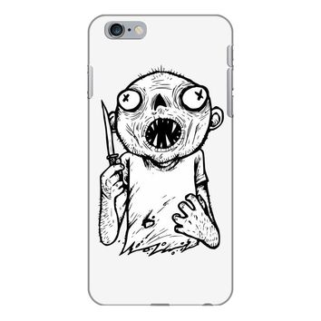 zombie knife iPhone 6/6s Plus Case