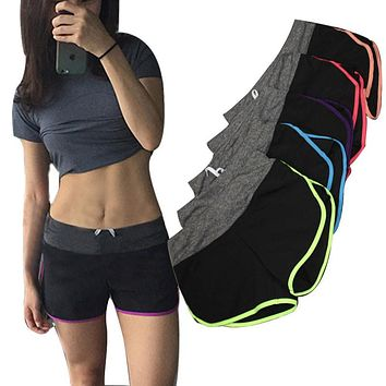 Women's Fitness Shorts 6 Colors