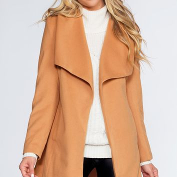 Delilah Wrap Coat