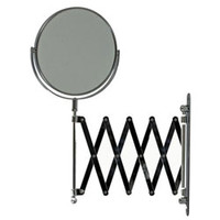 Debut 5x Chrome Wall-mounted Extension Mirror