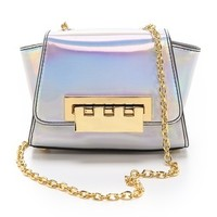 Holographic Eartha Mini Cross Body Bag