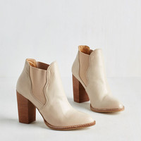 Boho Oh Yes You Did Bootie by Chinese Laundry from ModCloth