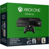 Xbox One 500GB Console Name Your Game Bundle - Walmart.com