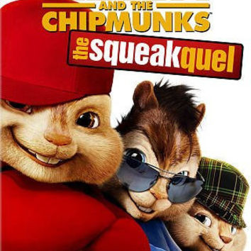 Alvin & The Chipmunks 2-Squeakquel (Dvd/Re-Pkgd)