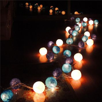 Luminaria 20pcs LED String Lights