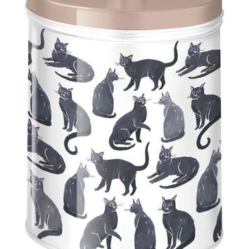 Fringe Studio | Paint Cats Black/White Pet Tin | Nordstrom Rack