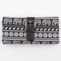 Tribal Elephant Wallet | Wallets