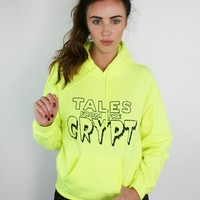 TALES FROM THE CRYPT HOODIE