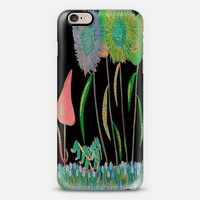 NIGHT IN BRIGHT PLANET iPhone 6 case by Helen Joynson | Casetify