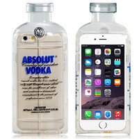 ABSOLUT VODKA Shell Case for iPhone 6/6s