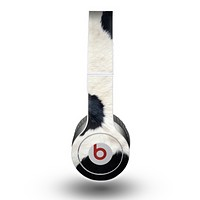 The Real Cowhide Texture Skin for the Beats by Dre Original Solo-Solo HD Headphones