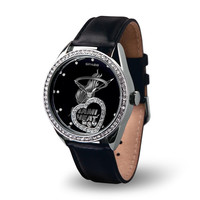 Miami Heat NBA Beat Series Women's Watch