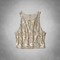 Stephanie Sequin Cami